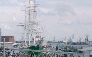 Hamburger Hafen (c) Tomas Schild 2006